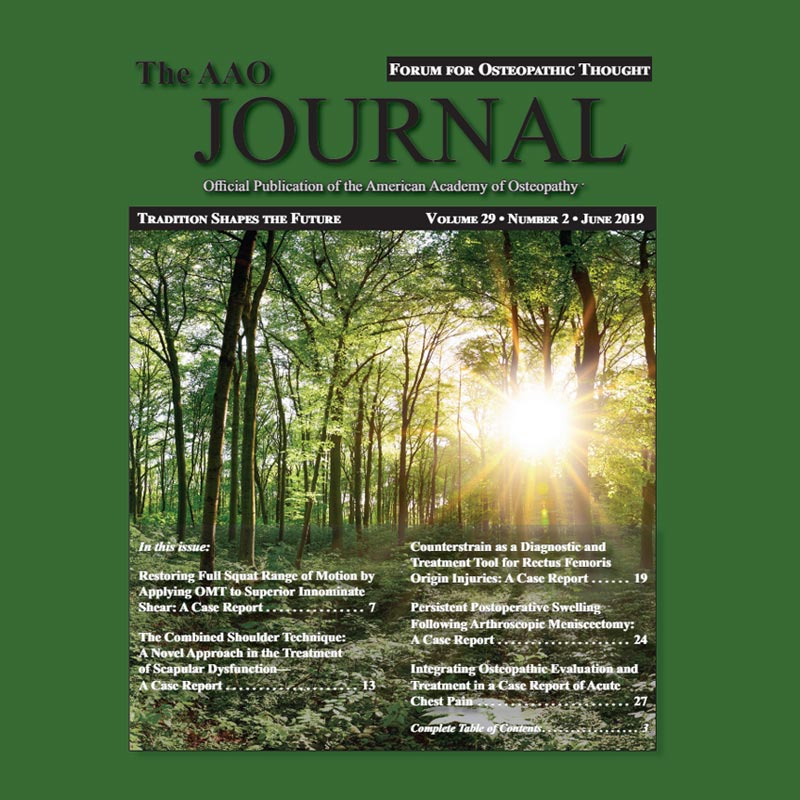 The AAO Journal